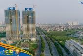 Bán gấp suất ngoại giao chung cư ICID Complex Hà Đông căn góc, 66.88m2, giá 18.7tr/m2