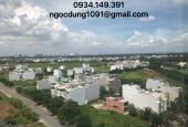 Bán đất nền KDC 13E Intresco Làng Việt Kiều, Block P giá 17 triệu/m2, Block Q giá 18 triệu/m2