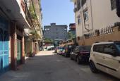 Bán gấp, cạnh phố Văn Cao, ô tô, 3 bước ra Hồ Tây, 4 tầng, 47m2, 4,75 tỷ
