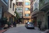 Bán đất PL phố Hồ Tùng Mậu, Nam Từ Liêm 105m2, MT 6m, 2 mặt đường ô tô, giá 95 triệu/m2