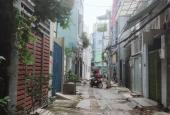 Cần bán nhà 2 mặt hẻm Q. 1, Trần Quang Khải, 5,1x11m, nở hậu 5,5m, 7 tỷ