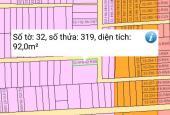 92m2, đường ô tô, hai mặt tiền, gần chợ Biên Hùng, giá 950 tr