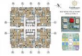 Chính chủ bán căn góc 3 phòng ngủ, 98m2, GoldSeason 47 Nguyễn Tuân, giá 2.7 tỷ