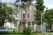 Bán biệt thự Mỹ Thái 1, khu Phú Mỹ Hưng, Quận 7. Căn góc 2 mặt tiền, đối diện công viên 2 hecta