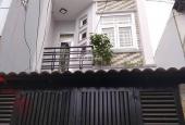 Bán nhà quận 3, Nguyễn Đình Chiểu, DTCN 44m2 x 4 tấm, hẻm rộng, sát mặt tiền đường