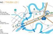 Bán gấp officetel Centana Thủ Thiêm, góc view hồ, 61m2, rẻ hơn thị trường 80 triệu