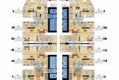 Bán suất ngoại giao vip ưu đãi giảm 400tr, chọn căn tầng 2 PN tại Discovery Complex 302 Cầu Giấy
