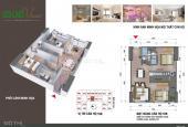 Cắt lỗ căn hộ 75m2 tầng 9 - 1.83 tỷ bao sang tên - Nhận nhà ở ngay. LH: 0901596288