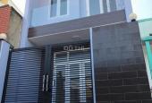 Bán nhà hẻm xe hơi 861 Trần Xuân Soạn Q 7 Diện tích 4x14m Nhà mới xây dựng 1 trệt 1 lầu hẻm trước