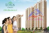 Cần bán gấp căn hộ Lotus Garden, DT: 78m2, 3PN, 1WC, 2.25tỷ