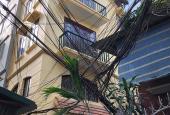 Nhà đẹp Quỳnh Mai, phân lô, có gara ô tô, lô góc, 2 MT, diện tích 32m2, 4 tầng, MT 7.3m, giá 3,1 tỷ