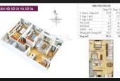 Bán căn hộ 2 phòng ngủ, 2,5 tỷ, gần Tràng An Comlex. LH 0914476338