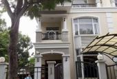 Cần bán biệt thự liên kế Hưng Thái Phú Mỹ Hưng Q7, DT: 7x18m xây dựng 1 trệt, 2 lầu đầy đủ nội thất