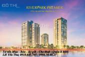 Bán căn hộ Riverpark Premier Quận 7, block B mới nhận nhà bán giá gốc