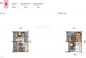Mua penthouse Jamila miễn phí quản lý 5 năm, chiết khấu 18% thanh toán trước hạn