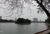Bán nhà biệt thự bán đảo Linh Đàm, DT 180m2, 4PN, có gara, nội thất nhập, an sinh đẳng cấp