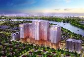 Bán căn hộ Saigon Mia 9A, khu Trung Sơn N2- 17, 2PN, 1WC, full nội thất, bếp, gía 2,6 tỷ