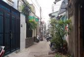 Nhà mới 1 lầu sân thượng đường Nguyễn Minh Châu, 4x15m, giá 3.45 tỷ