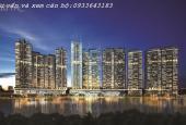 Căn hộ cao cấp Duplex thông tầng tại Phú Mỹ Hưng, Quận 7. DT 167m2, 3 phòng ngủ