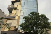 Bán tòa nhà mặt phố Yên Phụ, 8 tầng, thang máy, view Hồ Tây