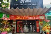 Nhượng quyền kinh doanh thương hiệu trà sữa Bryan và cho thuê cửa hàng kinh doanh trà sữa