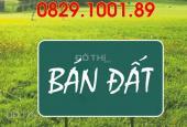 Bán lô đất đẹp mặt đường Lê Hồng Phong, Hải An, Hải Phòng, DTMB 1600m2, MT 36m, LH: 0829100189