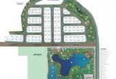 Bán biệt thự tại dự án Vincity Đại Mỗ, Nam Từ Liêm diện tích 200m2, giá 115tr/m2. LH 0931220777