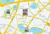 Chỉ còn 1 căn duy nhất 3 PN, 88.3m2 trung tâm quận Ba Đình, 0962940124