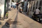 Bán nhà hẻm 6m Hồ Đắc Di, P. Tây Thạnh, Q. Tân Phú, DT: 4x23m, 4 tấm, 6.5 tỷ