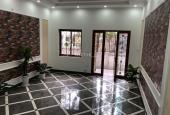 Bán nhà 3.3 tỷ Hương Viên, Hai Bà Trưng, 5T xây mới đẹp, sân riêng gần phố thông Lò Đúc
