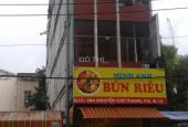 Mặt tiền kinh doanh Nguyễn Tiểu La, 4*13m, thu nhập 35 tr/tháng. Giá 12.5 tỷ