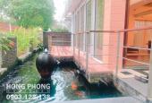 Biệt thự Phú Mỹ Hưng, khu phố Nam Thông 2, mặt tiền đường lớn view công viên 31.5 tỷ