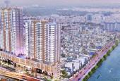 Bán căn hộ River Gate 4.5 tỷ, 2PN view Bitexco, tầng cao,