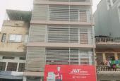 Bán gấp tòa nhà văn phòng phố Yên Lãng, vỉa hè, kinh doanh, giá 16 tỷ