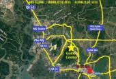 Bán đất tại xã Châu Pha, Thị xã Phú Mỹ, 3 tr/m2 đã có sổ
