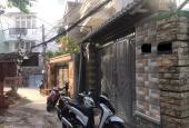 Bán nhà hẻm gần kề khu Cư Xá Ngân Hàng, Phường Tân Thuận Tây, Quận 7. Giá: 5.9 tỷ