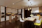 Cho thuê căn hộ cao cấp tại D'. Le Pont D'or, Tân Hoàng Minh, 36 Hoàng Cầu 127m2, 3PN, giá 17 tr/th