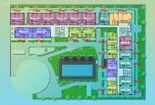 Cần tiền bán gấp căn hộ New City 2PN, tháp Babylon, giá chỉ 3.2 tỷ