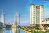 Bán nhanh căn hộ 2 phòng ngủ Saigon Royal, giá 7.4 tỷ, diện tích 86m2, view Bitexco Quận 1