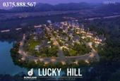 Dự án đất nghỉ dưỡng Lucky Hill, Hòa Lạc, Hà Nội, pháp lý rõ ràng, sổ trao tay, LH Triệu 0375888567