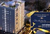 Bán căn hộ Oriental Westlake, nhận nhà ở luôn, giá chỉ từ 2,2 tỷ. LH 098.3650.098