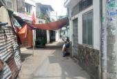Nhà hẻm một sẹc 3m gần đường Nguyễn Văn Nghi, 3.5x13m, đúc 2,5 tấm