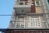 Nhà mới 4mx18m, thiết kế 4 tấm, hẻm 370 Lê Văn Quới