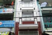 Nhà phố đúc 4 tấm, hẻm 740 Hương Lộ 2. 4.3mx18m