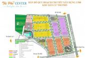 Mở bán dự án Thi Phổ Center, Quảng Ngãi, giá 3tr/m2