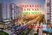 Nhận ký gửi căn hộ Flora Novia Phạm Văn Đồng - Chuyên bộ phận ký gửi CĐT Nam Long. 0978.44.54.54