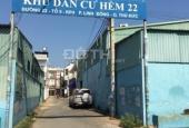 Bán đất xây dựng tự do hẻm 22 đường 22, phường Linh Đông, quận Thủ Đức, 0902 605 234