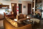 Cho thuê căn hộ tòa Sunrise 90 Trần Thái Tông, DT 111m2, 3 PN căn góc, full nội thất, 13 tr/th