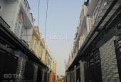 Bán dãy nhà phố ngay chợ Hưng Long, Bình Chánh, giá 480 triệu/căn