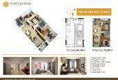 Bán gấp căn hộ chuẩn bị bàn giao - Hà Đô Centrosa loại 2PN, 84m2, giá chỉ 4.8 tỷ
